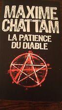 Livre La patience du Diable de Maxime CHATTAM