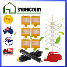 6XFilters&Side Brushes Kits For iRobot Roomba 760 770 Vacuum Cleaner Parts AU