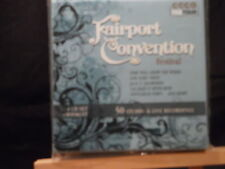 Fairport Convention - Festival    4 CD-Set