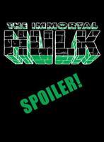 IMMORTAL HULK #39 BENNETT SPOILER VARIANT 2020 MARVEL COMICS 10/28/20