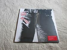 Rolling Stones Sticky Fingers Vinyl Record europen copy, sealed