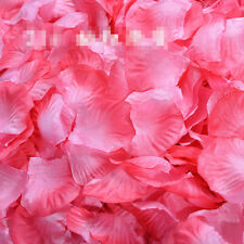 200pcs Silk Artificial Flower Rose Petals Leaves Wedding Party Valentine's Day