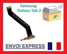 Connecteur De Charge + Nappe + Microphone Pour Samsung P5100 Galaxy Tab 2 10.1