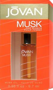 2 x Jovan Musk Perfume Oil 9,7ml OVP frei Haus Deutschland