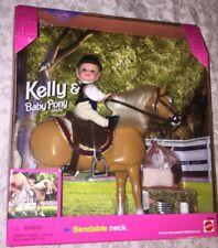 Mattel - Barbie - Kelly & Baby Pony #20346 Mint In Box