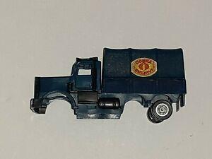 Tyco Trucking G.I. Joe Cobra Enemy Cargo Truck Cab Slot Car HO Scale