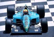 Mauricio Gugelmin Leyton House March CG891 French Grand Prix 1989 Photograph