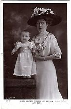 Sweden Posted Collectable Royalty Postcards