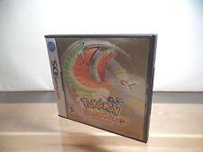 Pokémon: HeartGold Version Nintendo DS, 2010 DS DSlite DSi 3DS XL Complete +free