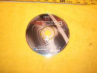 Audi 2001 A8 Audi navigation System USA Mid Atlantic digital map OEM 1 DVD-ROM