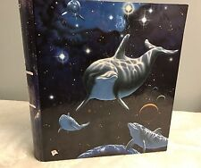 Vintage 1998 Mead Schimmel Earth Dolphin Sea Life Rare 3 Ring Binder