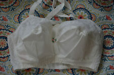 VINTAGE 30F SCULPTRESS BRA LACE SUPPORT WIRE FREE PIN UP BULLET BREASTFEED #533