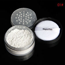 Makeup Finish Powder Face Loose Powder Translucent Smooth Setting Foundation New