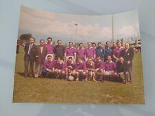 Football Anderlecht RSCA ancienne photographie Vandenstock - Mettens 1972