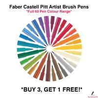 Faber-Castell Pitt Artist Pen Pitt Brush Pens Brush Marker Pen Art Pen Fineliner