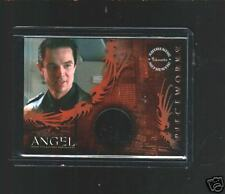 Angel Season 5  PW6 James Marsters  costume card