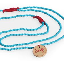 American Girl Saige's NECKLACE for GIRLS matches SAIGE DOLL sage FAST SHIP