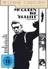 Bullitt - Steve McQueen - DVD - OVP - NEU