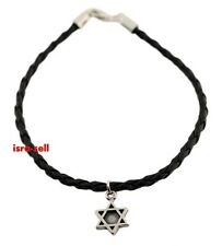 925 Sterling Silver STAR OF DAVID BRACELET - Jewish Jewelry Gift - Hand Made