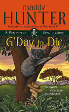 G'Day to Die: A Passport to Peril Mystery-ExLibrary