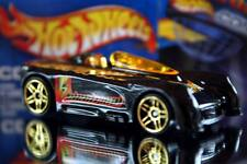 2002 Hot Wheels Planet Hot Wheels.com Electrical energy car Monoposto black