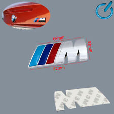 x1 Logotipo BMW - M POWER SPORT PEGATINA EMBLEMA LOGO Autocollant emblem