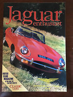 JAGUAR ENTHUSIAST Volume 11 number 10 - October 1995