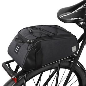 Fahrradtasche Gepäcktasche Schultertasche Gepäckträger Tasche Wasserdicht Bag