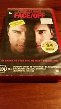 FACE OFF - JOHN TRAVOLTA, NICOLAS CAGE - VHS VIDEO TAPE
