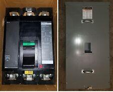 *COMBO* Square D M800S TYPE 1 Enclosure w/ MGL36800 Circuit Breaker 800A 600V