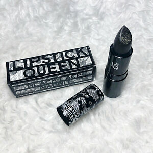 BNIB Lipstick Queen Black Lace Rabbit Lipstick Full Size 3.5g Smokey Lips