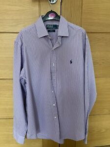 """Mens Ralph Lauren Shirt 16""""collar"""