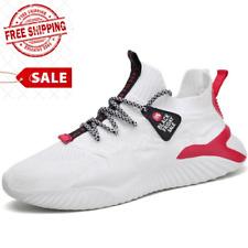 Men Running Shoes Sock Shoes New Fashion Men Sneakers Design Size 7.5, 8.5.