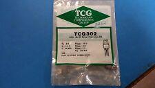 TCG302, ECG302, SK3252, GE275, Silicon NPN Transistor, RF Driver/Power Amp, CB