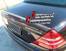 FOR CARBON FIBER MERCEDES BENZ 1998-2004 R170 SLK SLK32 REAR WING TRUNK SPOILER