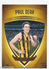 2011 Select Hawthorn Heritage Premiership Player (030) Paul DEAR