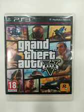 GTA V GRAND THEFT AUTO 5 - SONY PS3 PLAYSTATION 3