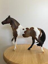 BREYER #712181 WEB SR GIDEON SMART CHIC OLENA MOLD BAY TOBIANO PAINT HORSE