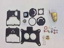 AUTOLITE 2100 CARBURETOR KIT 1963-1975 FORD TRUCK V8 ENGINE WITH BRASS FLOAT