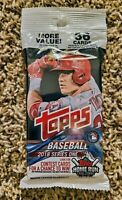 New 2018 Topps Series 1 MLB Baseball Sealed Value Fat Pack Acuna Soto RC?