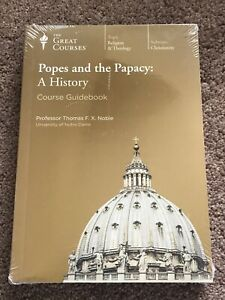 Popes and the Papacy: A History, 4-DVD Set & Guidebook
