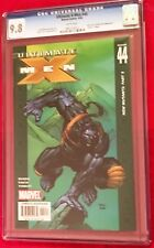 Ultimate X-Men 44 CGC 9.8 Nick Fury Emma Frost Beast Cover