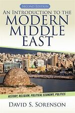 An Introduction to the Modern Middle East : History, Religion, Political Economy