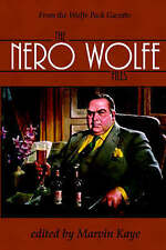 NEW The Nero Wolfe Files