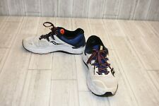 Saucony Guide ISO Athletic Shoes - Men's Size 11 - White/Black/Blue DAMAGED