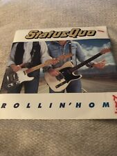 "Status Quo - Rollin' Home - 7"" Record Single"