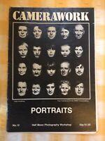 CAMERAWORK HALF MOON ACTIVIST SOCIALIST PHOTOGRAPHY MAGAZINE No 12
