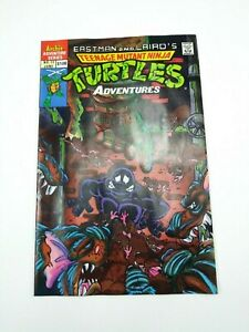 Teenage Mutant Ninja Turtles Adventures #11 Mirage 1990 TMNT Eastman Laird VF