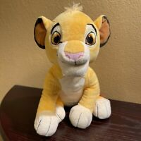 Disney The Lion King Simba Plush - Kohl's Cares Toy Stuffed Animal Doll 11""