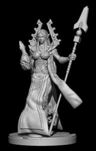 Heresy Lab Miniatures Darakin Isetys Female Eldar Farseer